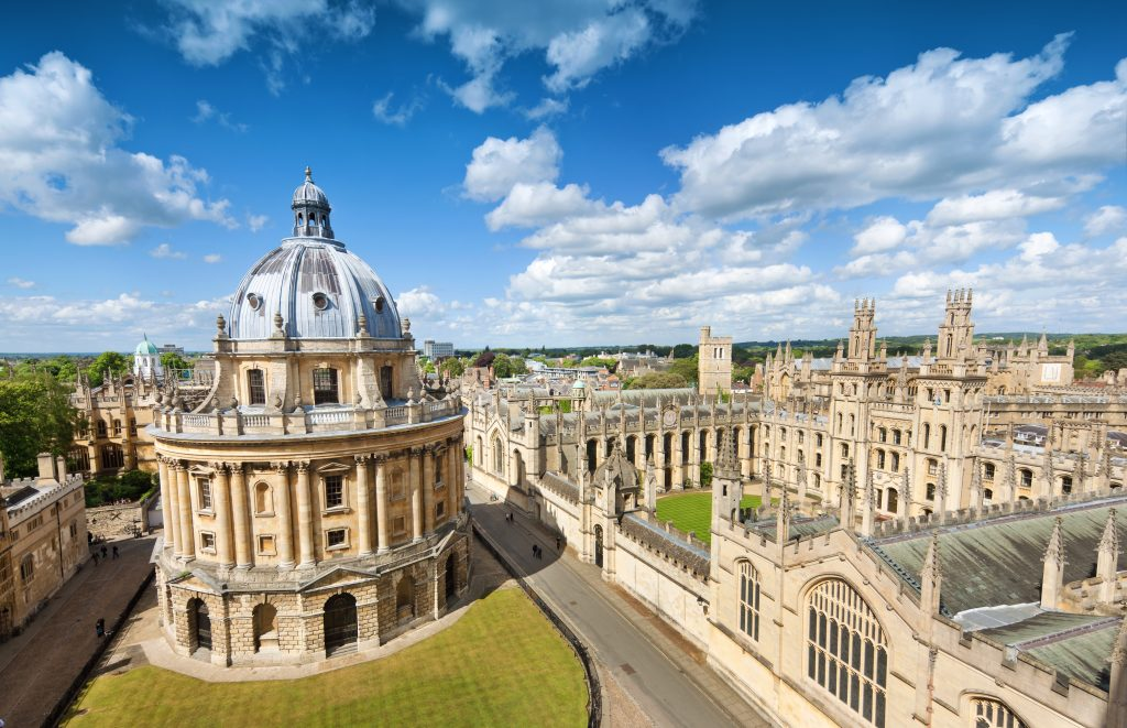 Radcliffe Camera - ISO Consultants Oxfordshire